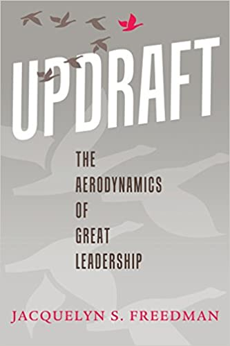Updraft: The Aerodynamics of Great Leadership Image