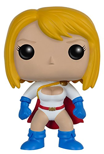 (Funko POP Heroes: Power Girl Action Figure)
