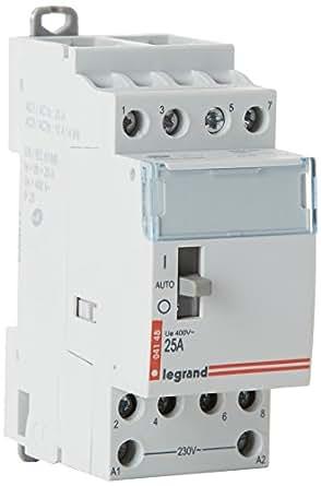 Legrand contactor EN/IEC 61095 230 V, 50/60 Hz