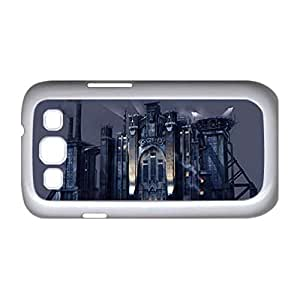 With Batman Arkham City Great Back Phone Cover For Kids For Samsung Galaxy I9300 S3 Choose Design 1