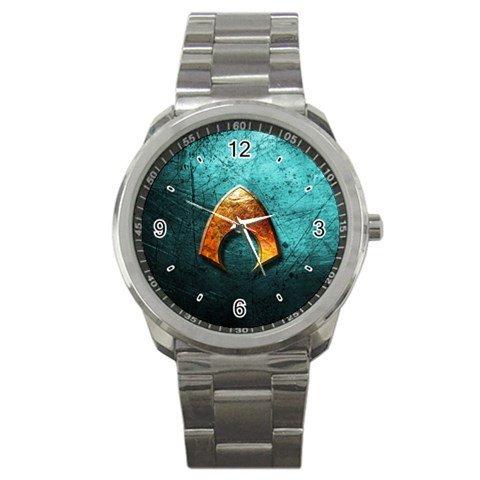 DC+Comics+Watch Products : Aquaman DC Comics Sport Metal watch Limited Edition