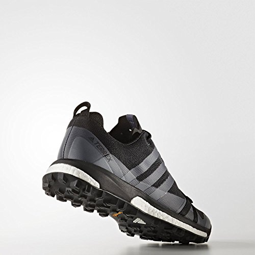 adidas Terrex Agravic W, Scarpe da Escursionismo Donna, Nero (Negbass/Gritra), 40 EU