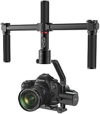 MOZA Air - Estabilizador de 3 Ejes para cámaras réflex Digitales y ...