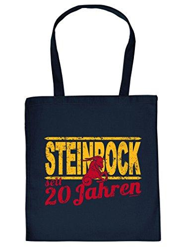 Krebs Henkeltasche Beutel mit Aufdruck Tragetasche Tote Bag Must-have Stofftasche Geschenkidee Fun Einkaufstasche