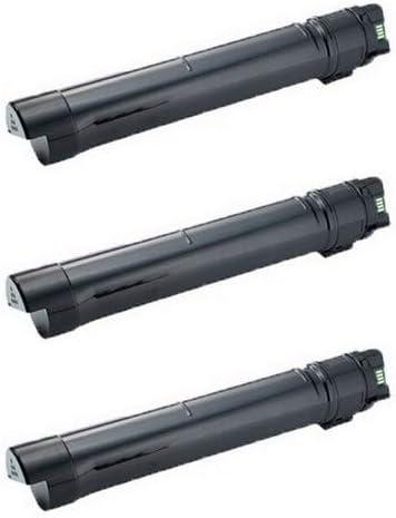 X950X2KG/_3PK 3//PK-32000 Page Yield SuppliesMAX Compatible Replacement for Lexmark X950//X952//954 Black Toner Cartridge