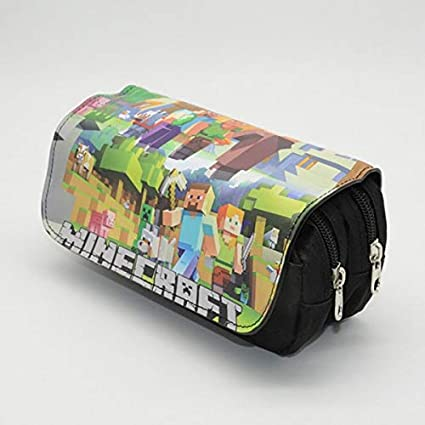 ASCZFAS bolsa de lápiz Unicornio estuche de dibujos animados estuche escolar Kawaii trousse scolaire stylo Creativo lindo papelería estuche de pluma kalem kutusu L: Amazon.es: Oficina y papelería
