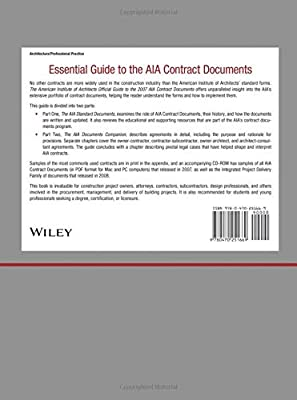 The American Institute of Architects Official Guide     - Amazon fr