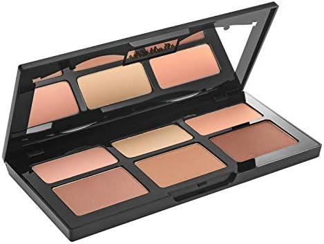 Kat Von D Shade Light Creme Contour Refillable Palette: Amazon.es: Belleza