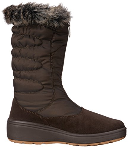 Snow Canada Brown Women's Boots Pajar Leather Patty 47PwqnS