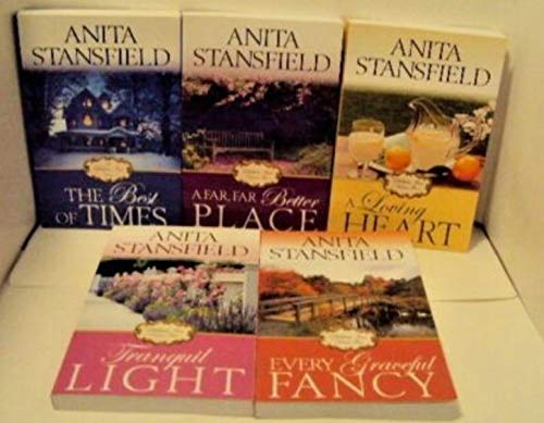 The Best of Times; A Far, Far Better Place; A Loving Heart; Tranquil Light; Every Graceful Fancy; Set 1-5 (Dickens ()