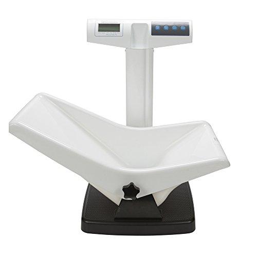 Health O Meter 524KL Digital Seat Scale, Pediatric, 50 lb. Capacity, 24-1/4