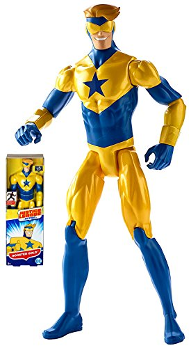 Justice League Booster Gold 12