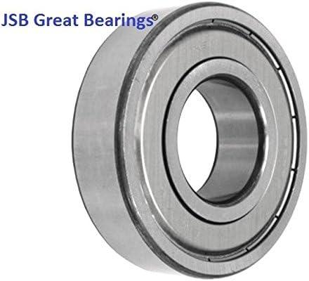 "1/"" x 2/"" x 9//16/"" 5x 1641 ZZ  Metal Shielded Radial Ball Bearingss"