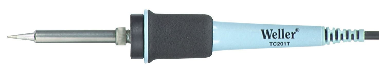 Weller TC201T Solder Pencil, Wtcpt, with Pta7 Tip, Black