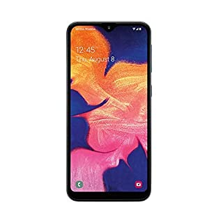 Samsung A10e Verizon Black 32 GB (Renewed)