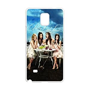 Pretty Little Liars Poster Samsung Galaxy Note 4 Cell Phone Case White xlb-174259