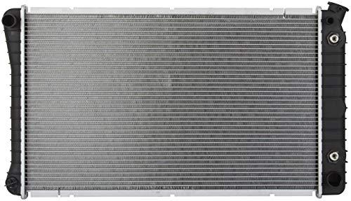 Spectra Premium CU709 Complete Radiator