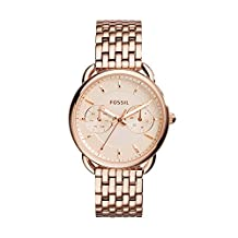 Fossil Women's Tailor-ES3713 Rose Watch