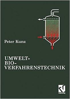 Book Umwelt-Bioverfahrenstechnik (German Edition)
