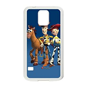 Samsung Galaxy S5 Cell Phone Case White_Toy Story Glkwm