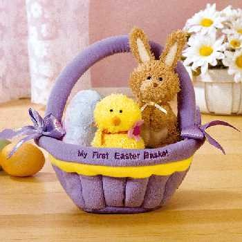 Gund baby my first easter basket 16cm amazon toys games gund baby my first easter basket 16cm negle Choice Image