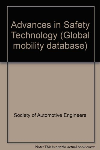 Advances in Safety Technology (Global mobility database)