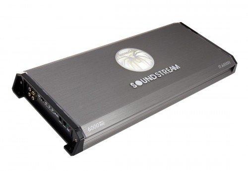 Soundstream T1.4000DL 4000W Tarantula Series Mono-Block Class D Car Amplifier