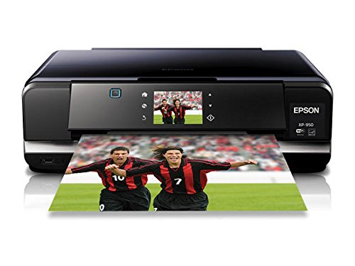 Epson C11CD28201 Expression Photo XP-950 Wireless Color Photo Printer with Scanner and Copier
