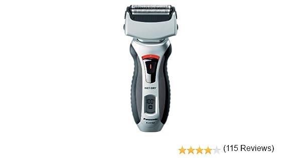 Panasonic ES-RT81 - Afeitadora eléctrica (3 niveles, húmedo y seco ...