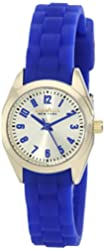 Caravelle New York by Bulova Women's 45L146 Watch with Blue Rubber Band