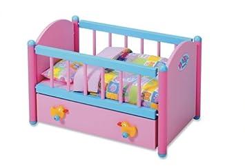 Baby Born 795682 Baby Born Bett Amazon De Spielzeug