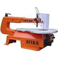 Atika 302300 Scie à chantourner DKV 400 (Import Allemagne)