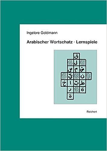 Book Arabischer Wortschatz - Lernspiele