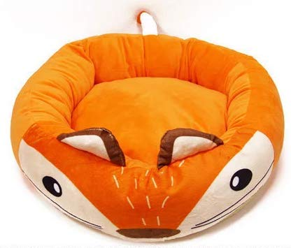 S New Animal Type Round Kennel nest Small and Medium Dog Bed pet Supplies (Size   S)