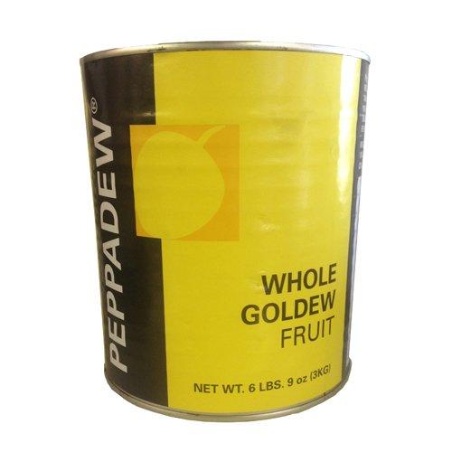 Yellow Sweet Peppadew (Goldew Fruit) - 105 oz (Pack of 2)