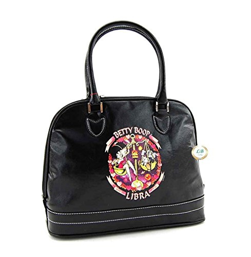 Boop Top Zodiac Libra Betty Handles Purse with ABwwd1q