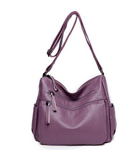 LXopr Bags Crossbody 9 Shoulder Pink 5 PU bag 3 Ms 13 4 inch backpack 9 rqRBrx