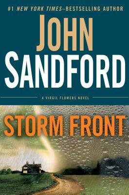 [ Storm Front Sandford, John ( Author ) ] { Hardcover } 2013