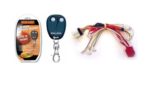 Atemberaubend Bulldog Remote Starter Installieren Bilder - Die ...