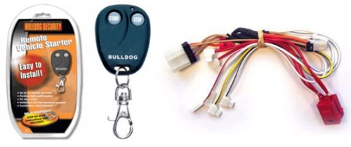 Bulldog GM-5 T-Harnes for Bulldog Remote Starter