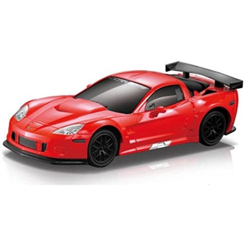 Fire Alarm Minion Costume (Fully Functional Remote Control Corvette C6.R 1:24 Red Sports Car)