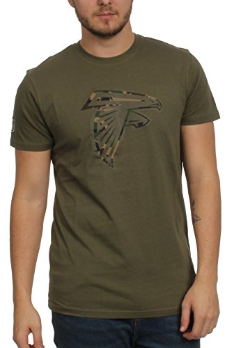 New Era NFL ATLANTA FALCONS Camo T-Shirt