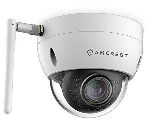Amcrest ProHD Outdoor 3 Megapixel Wi-Fi Vandal Dome