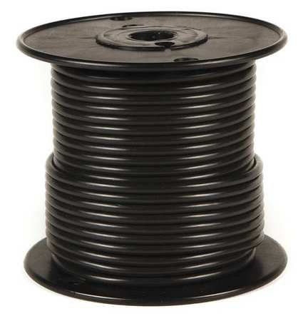 Primary Wire 20 ga. Str 60V GPT/PVC Black ()