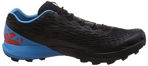 000 Adulte Blue Amphib Black EU Transcend 3 de Noir 49 XA Mixte Red Chaussures Racing Trail Lab Salomon Noir R40wUU