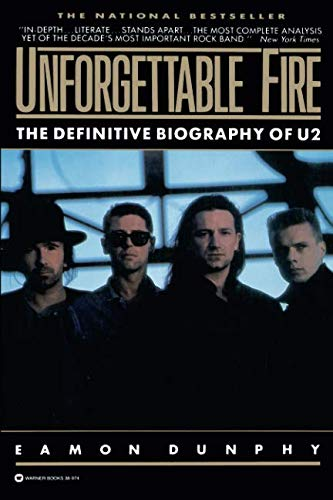 Unforgettable Fire by Eamon Dunphy
