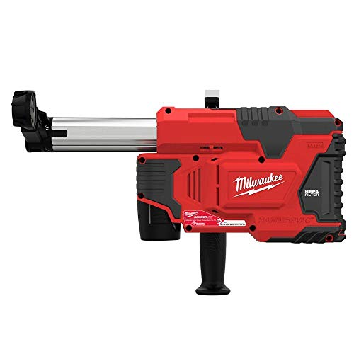 Milwaukee M12 12-Volt Lithium-Ion Cordless HammerVac Univers