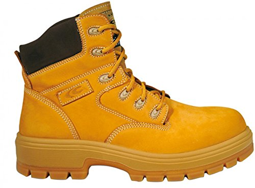 Cofra 82044–003.w39Buffalo S3WR CI HRO SRC scarpa di sicurezza Taglia 39Cammello