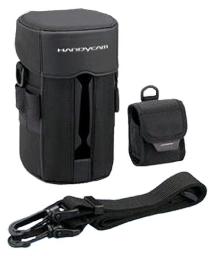 (Sony LCS-SRC Carrying Case for HDD Handycam Camcorders)