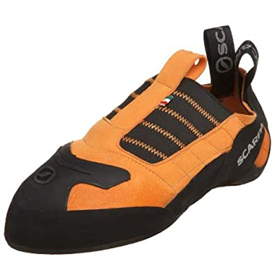 Scarpa Instinct S Climbing Shoe ,Lite Orange,34 EU